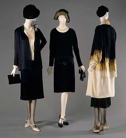 1920's Womens Fashion Patterns