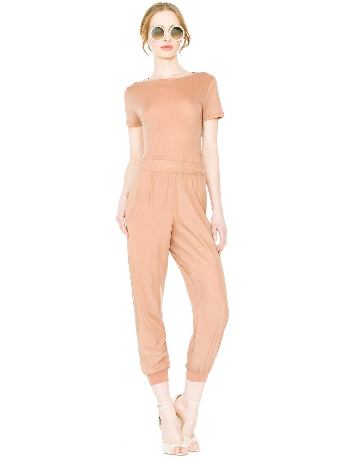 Kill the comfy chic game in this jumpsuit