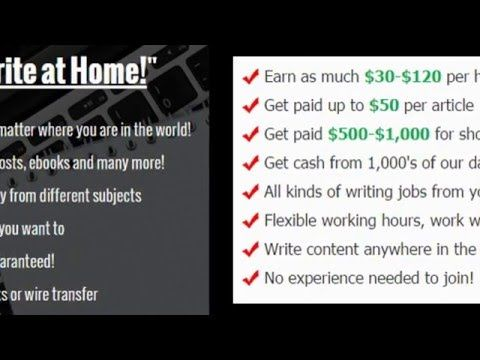get paid to write articles blog posts ebooks and many more  get paid to write articles blog posts ebooks and many more