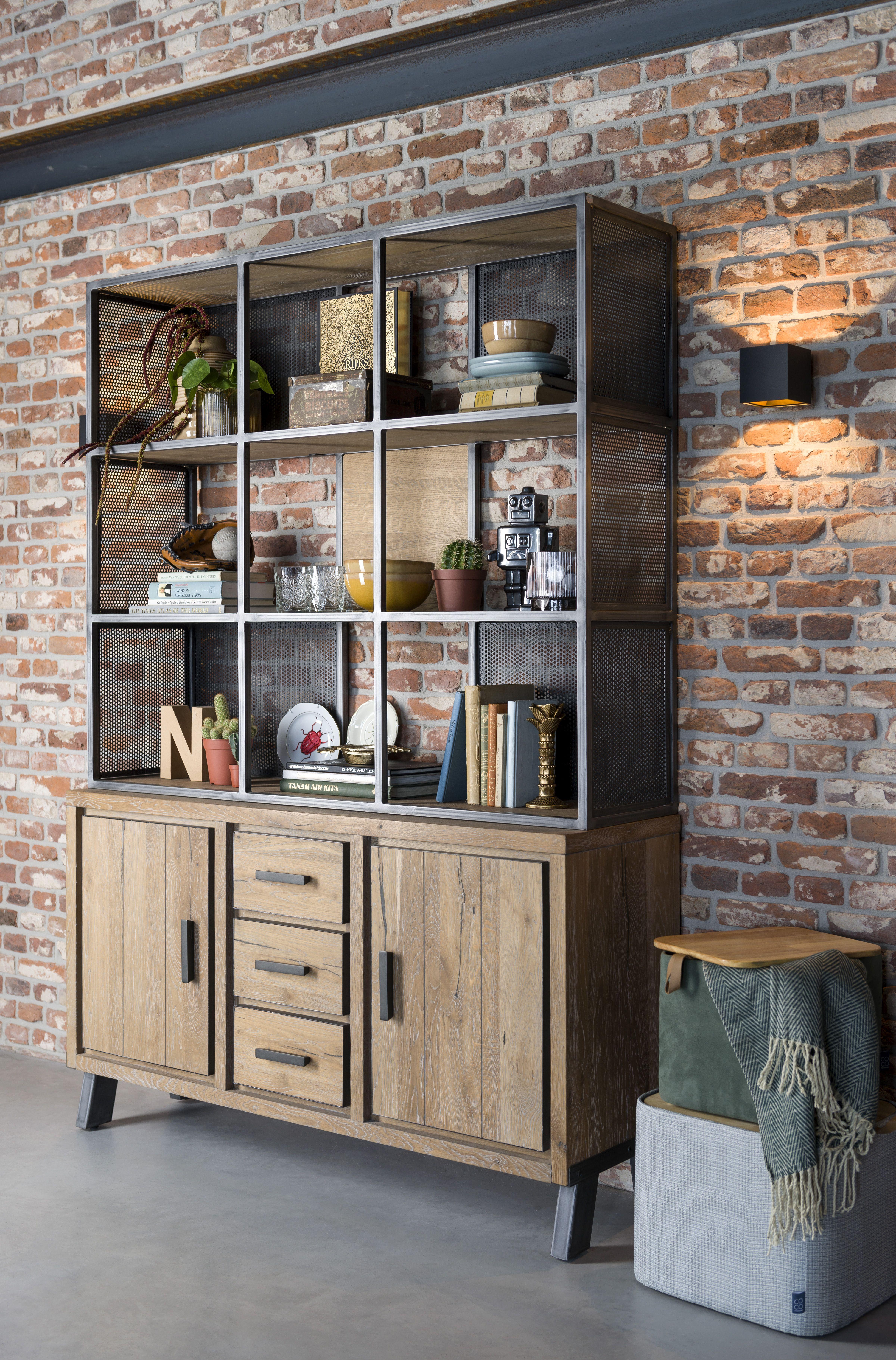 Un Buffet Moderne Et Design Pour Y Ranger Toutes Vos Affaires Meuble Salon Design Deco Moderne Salons De Ferme