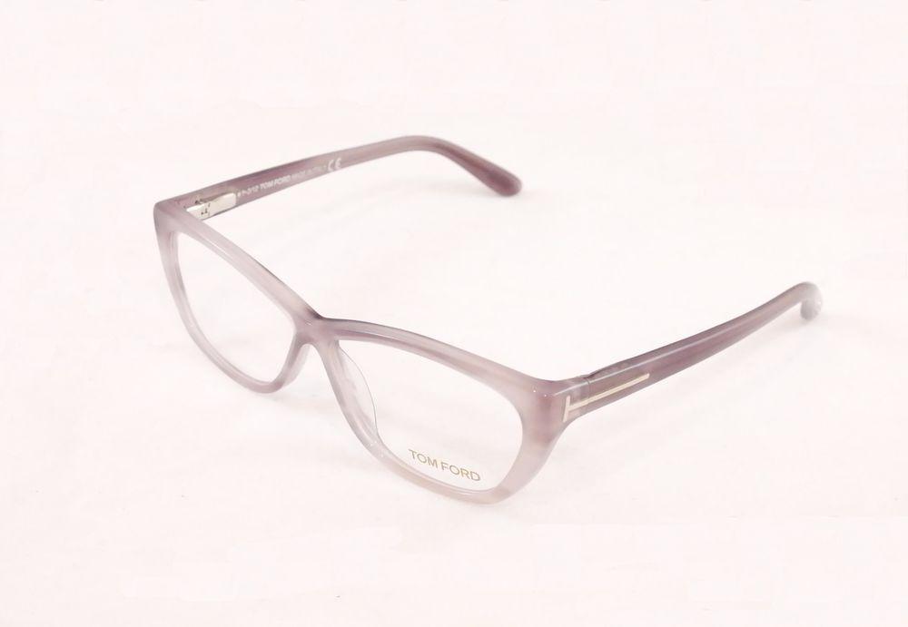 c80dddc9b376 Tom Ford Eyeglasses Frame TF5227 083 Lilac Plastic Italy Made 54-10-130   TomFord
