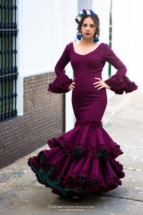 c96adb80e flamenca   Oleeeeee   Flamenco, Trajes de flamenco y Vestidos de ...
