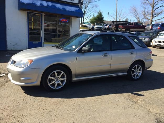 Check out this 2007 Subaru Impreza 2.5i Only 78k miles. Guaranteed Credit Approval or the vehicle is free!!! Call us: (203) 730-9296 for an EZ Approval.$11,495.00.