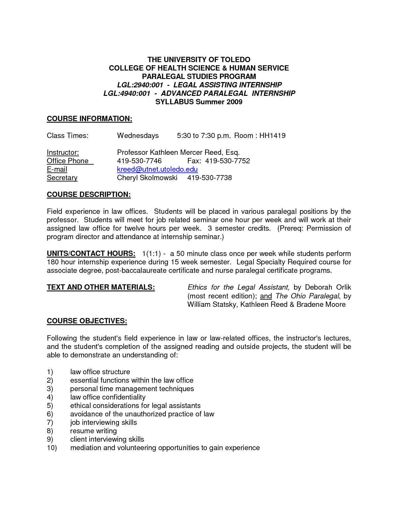 Personal Injury Paralegal Cover Letter Sample Executive Assistant Letters  Paralegal Cover Letter Examples
