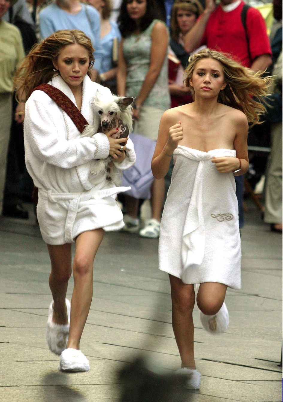"""New York Minute"" (With images) Kate olsen, Mary kate"