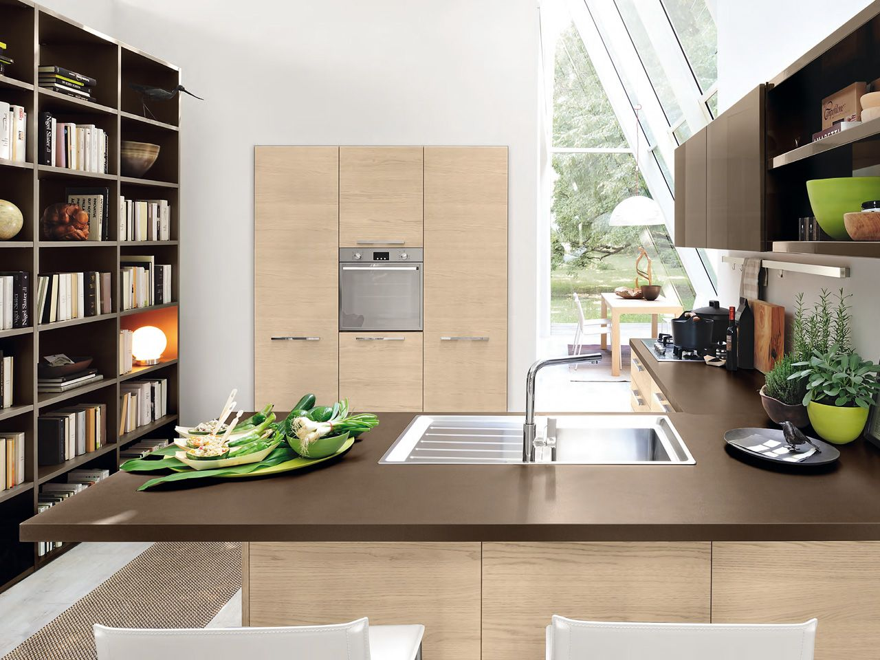 PAMELA - Cucina Lube Moderna | Kitchen design and Kitchens