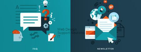 TOUCH this image: Neurons-It Website Design does a variety of services like... by Marry Smith