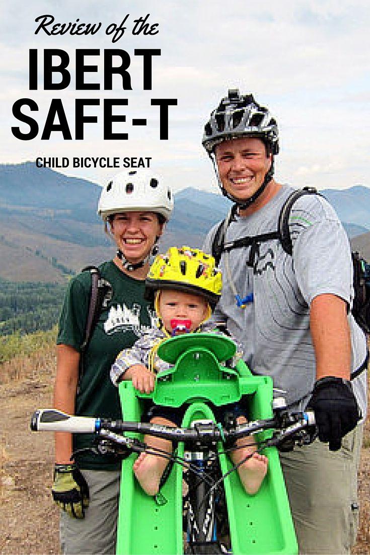 Ibert Safe T Child Bicycle Seat Review Rascal Rides Kids Bicycle Baby Bike Child Bike Seat