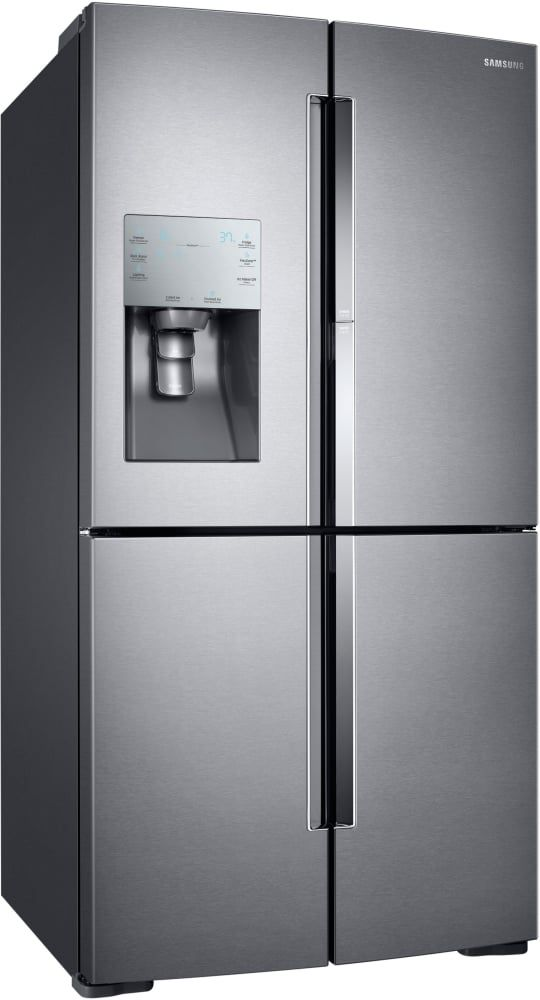 Samsung RF28K9380SR 36 Inch French Door Refrigerator with 28 cu. ft ...