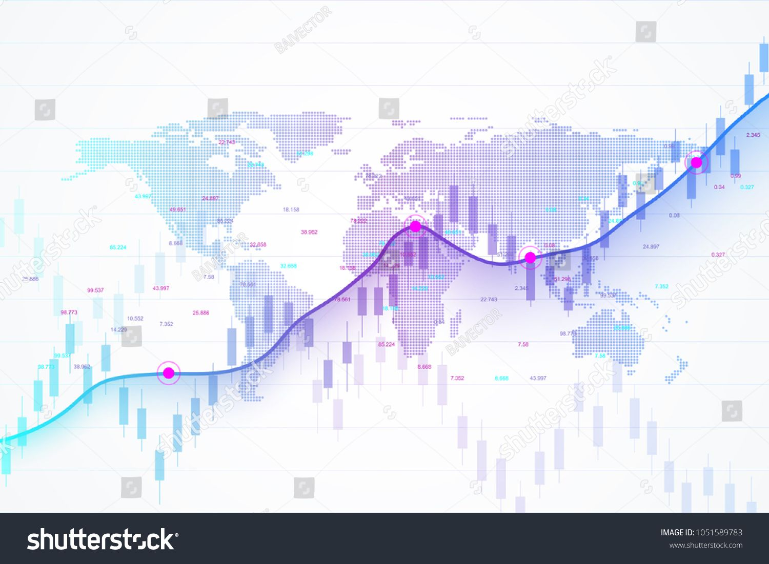 Stock Market And Exchange Candle Stick Graph Chart Of Stock Market Investment Trading Stock Market Data Stock Market Data Stock Market Investing Stock Charts