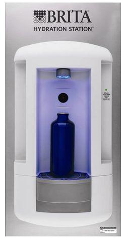 Brita Wall Mount Water Bottle Filler Drinking Fountains