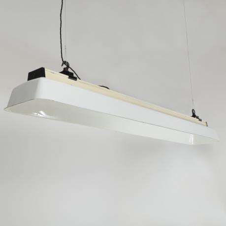 vintage british fluorescent pendant | Shop Design | Pinterest ...
