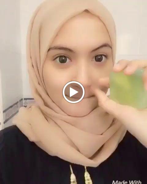 Asyiqin Khairi Tutorial Hijaber Sweety  Tik Tok Hijab -8672