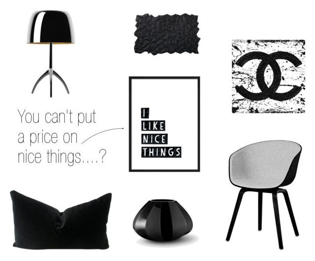 """""""Nice Things...."""" by designbyvon on Polyvore featuring interior, interiors, interior design, home, home decor, interior decorating, CC, HAY, Frontgate and Georg Jensen"""