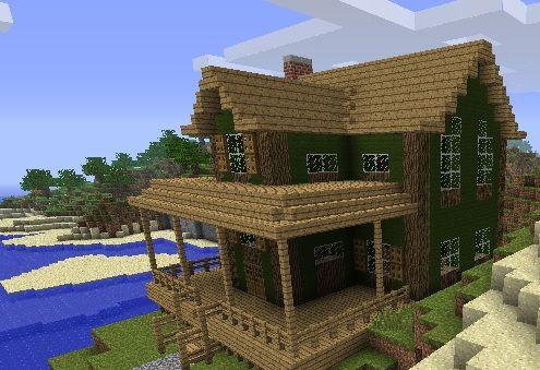 Farmhouse Minecraft Project Minecraft Farm Minecraft Cabin Minecraft Farm House