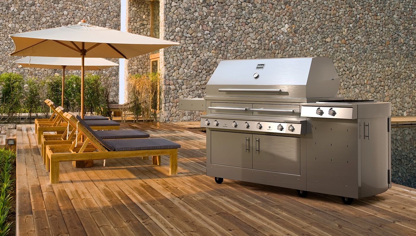 Three Decidedly Different Grills for Memorial Day BBQs