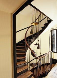 classe et efficace en mati re d 39 clairage aire 39 fd coration en 2019 pinterest deco escalier. Black Bedroom Furniture Sets. Home Design Ideas