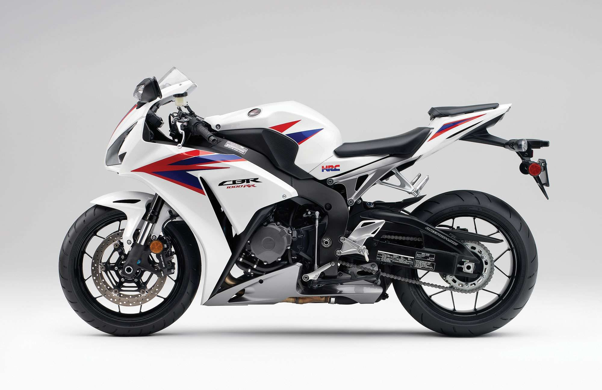 Moto Honda CBR1.