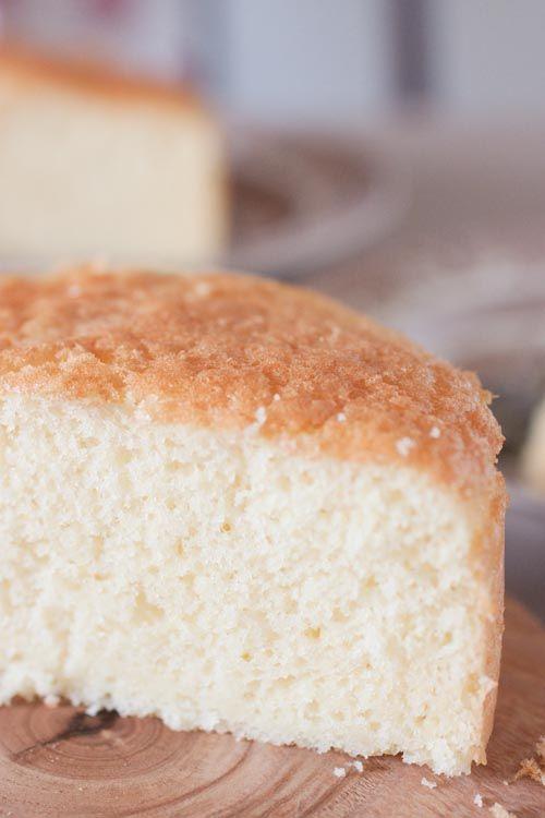 Tish Boyle S Hot Milk Sponge Cake
