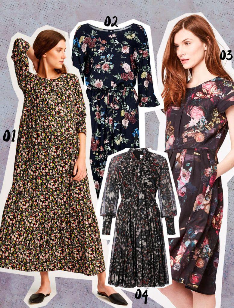 Fair Fashion Blumen Kleider   9 nachhaltige Blümchenkleider ...