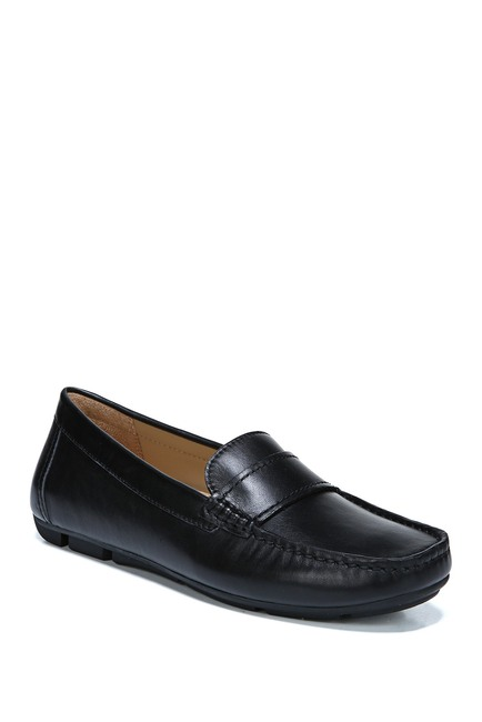 Naturalizer | Brynn Leather Loafer - Wide Width Available #nordstromrack