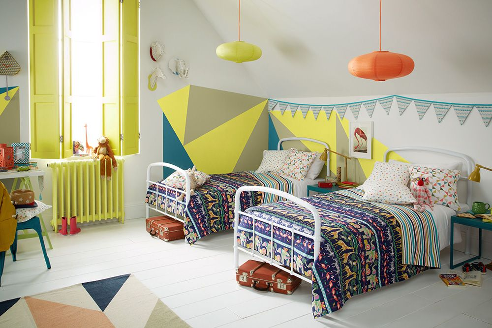Creative children bedroom ideas - children bedroom ideas - zoo - Childrens Bedroom Ideas