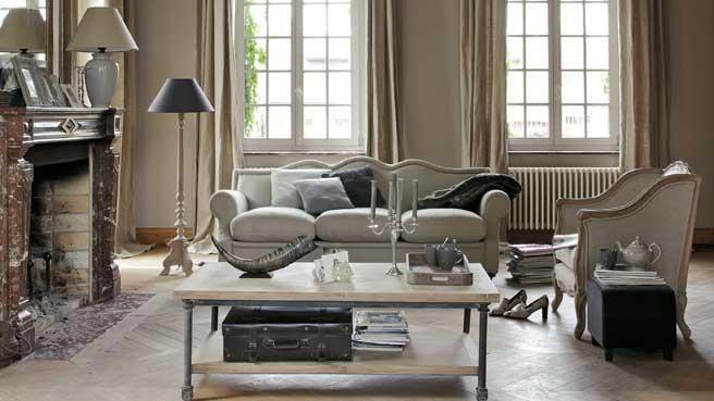 décoration salon classique | intérieur et extérieur | Pinterest ...