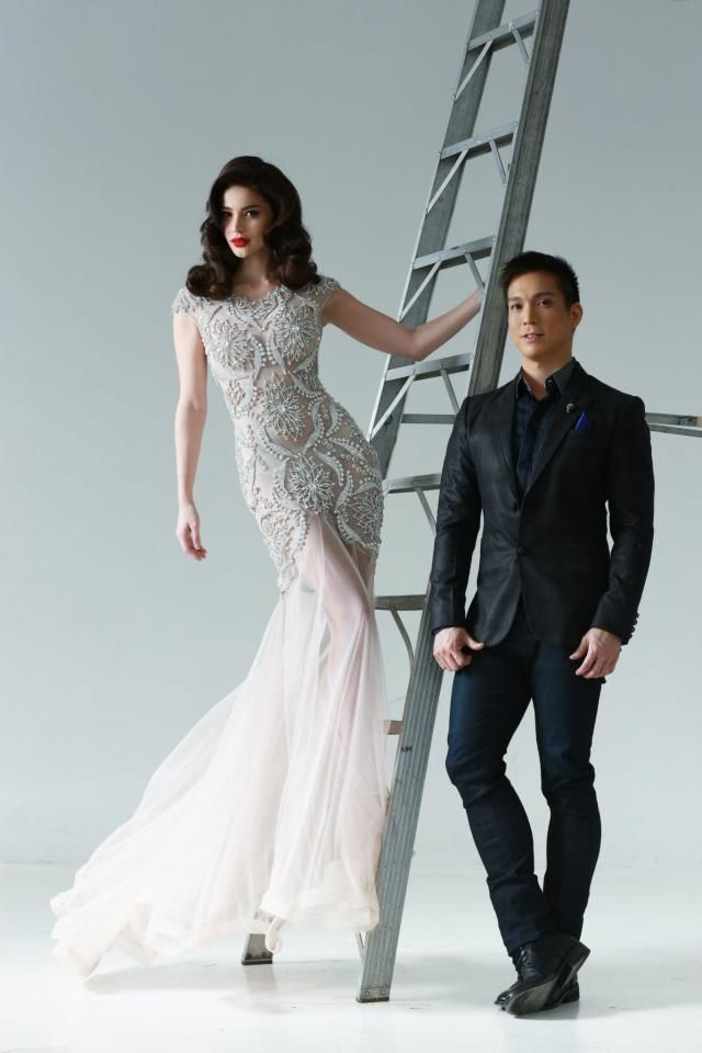 Francis Libiran | Wedding | Pinterest | Gowns, Lovely dresses and ...