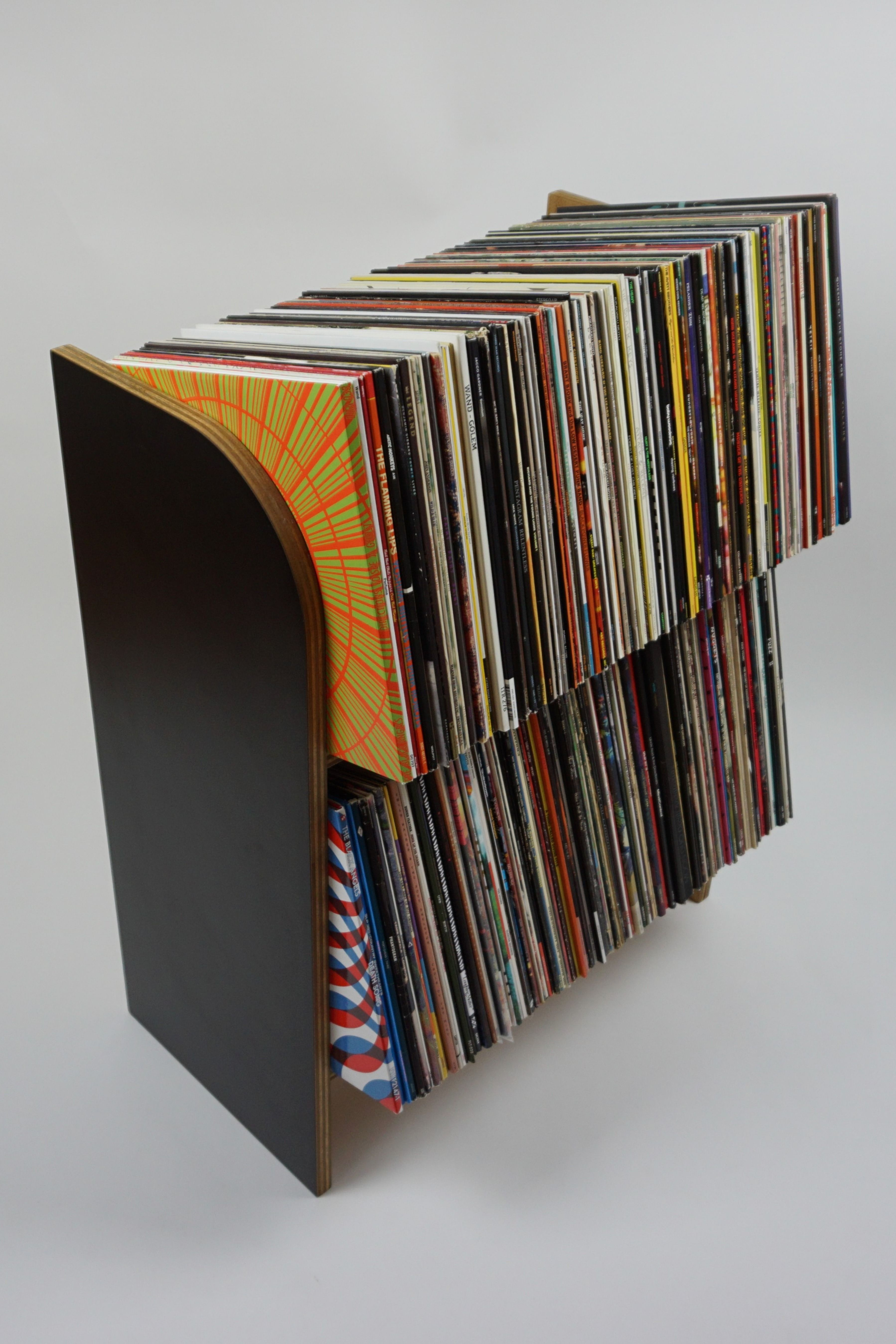 Vinyl Record Storage Bookshelf Dk Vinyl Displays In 2020 With Images Vinyl Record Storage Vinyl Record Storage Furniture Record Storage