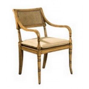 Regency Hampton Dining Mahogany Chair Arm & Side