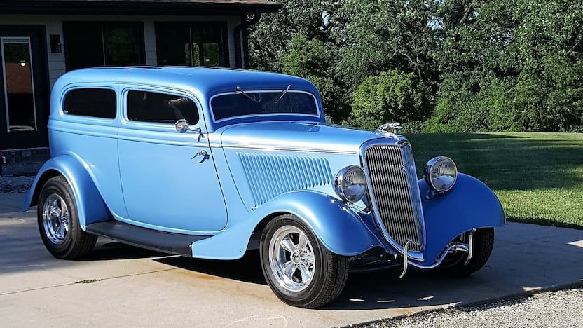 1934 Ford Sedan Street Rod 9 Hot Rods Cars Muscle Street Rods Hot Rods Cars