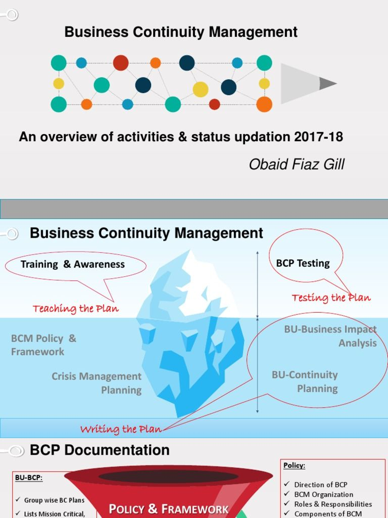 2 0207 Iceberg Diagram PGo 16 9 Business Continuity