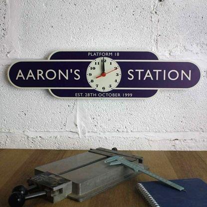 Railroad Station Baggage Sign, circa 1900 at 1stDibs