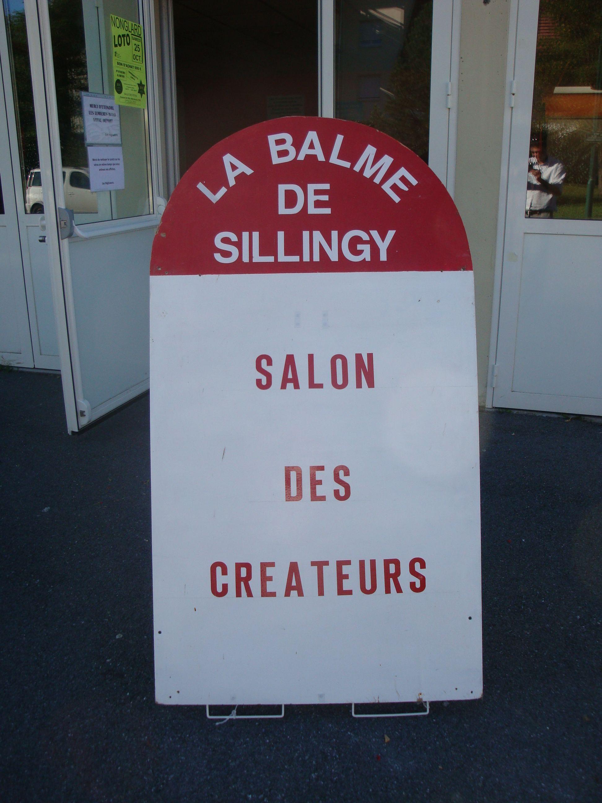 Salon des créateurs et de l'artisanat les 18 et 19 octobre 2014 à La-Balme-de-Sillingy.
