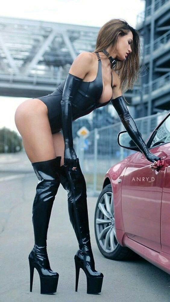 best latex girls images on pinterest leather beautiful