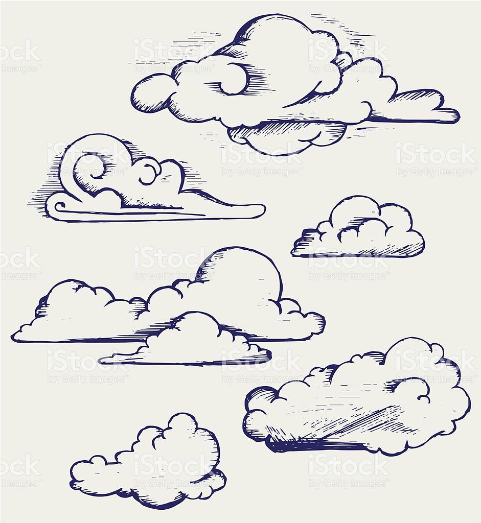 Cloud drawings