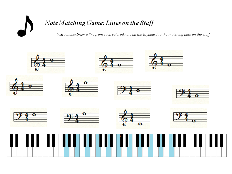 Free Music Theory Worksheets and Games: ModernMusicTeaching.Weebly ...