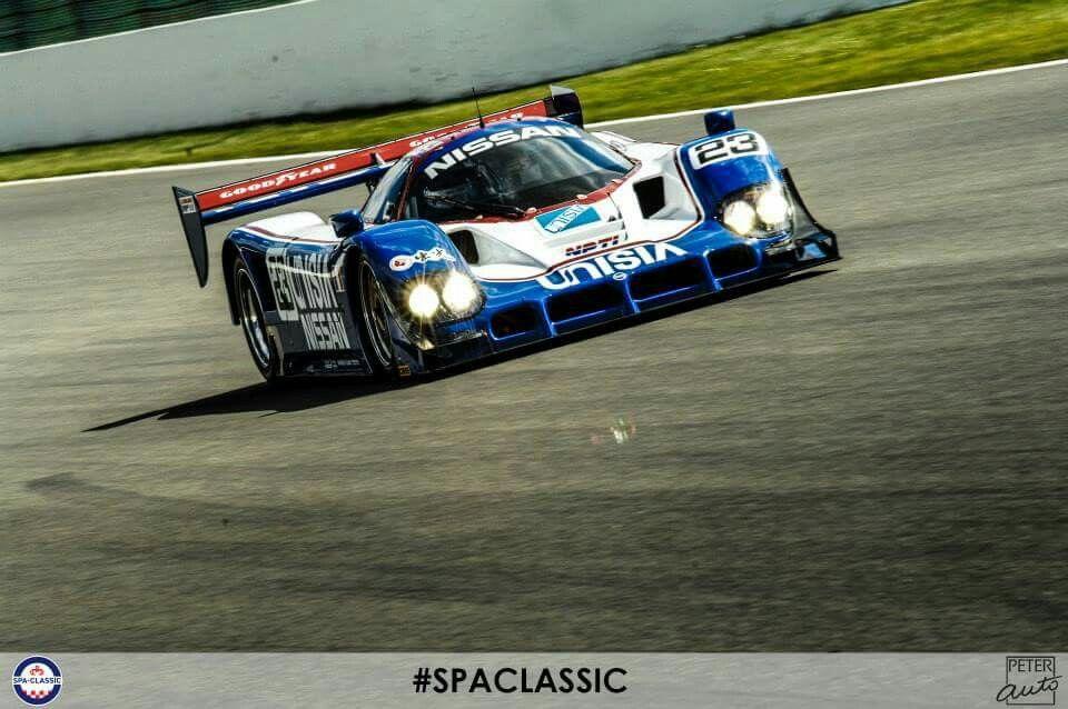 Nissan 90rck Le Mans F1 Race Cars Drag