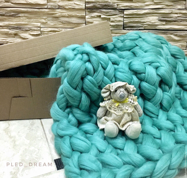 Пряжа для пледа крупной вязки купить в москве недорого ткань пальтовая елочка купить