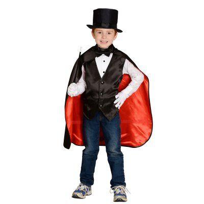 Aeromax Jr. Magician with Top Hat Costume Kids Unisex - MAG-SM  sc 1 st  Pinterest & Aeromax Jr. Magician with Top Hat Costume Kids Unisex - MAG-SM ...