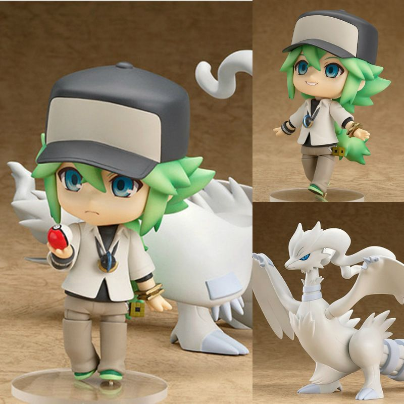 10cm Mini Pocket Monster Action Figure Cute Pokemon N Reshiram Model Q Clay //Price: $US $17.65 & FREE Shipping //     #rchelicopters