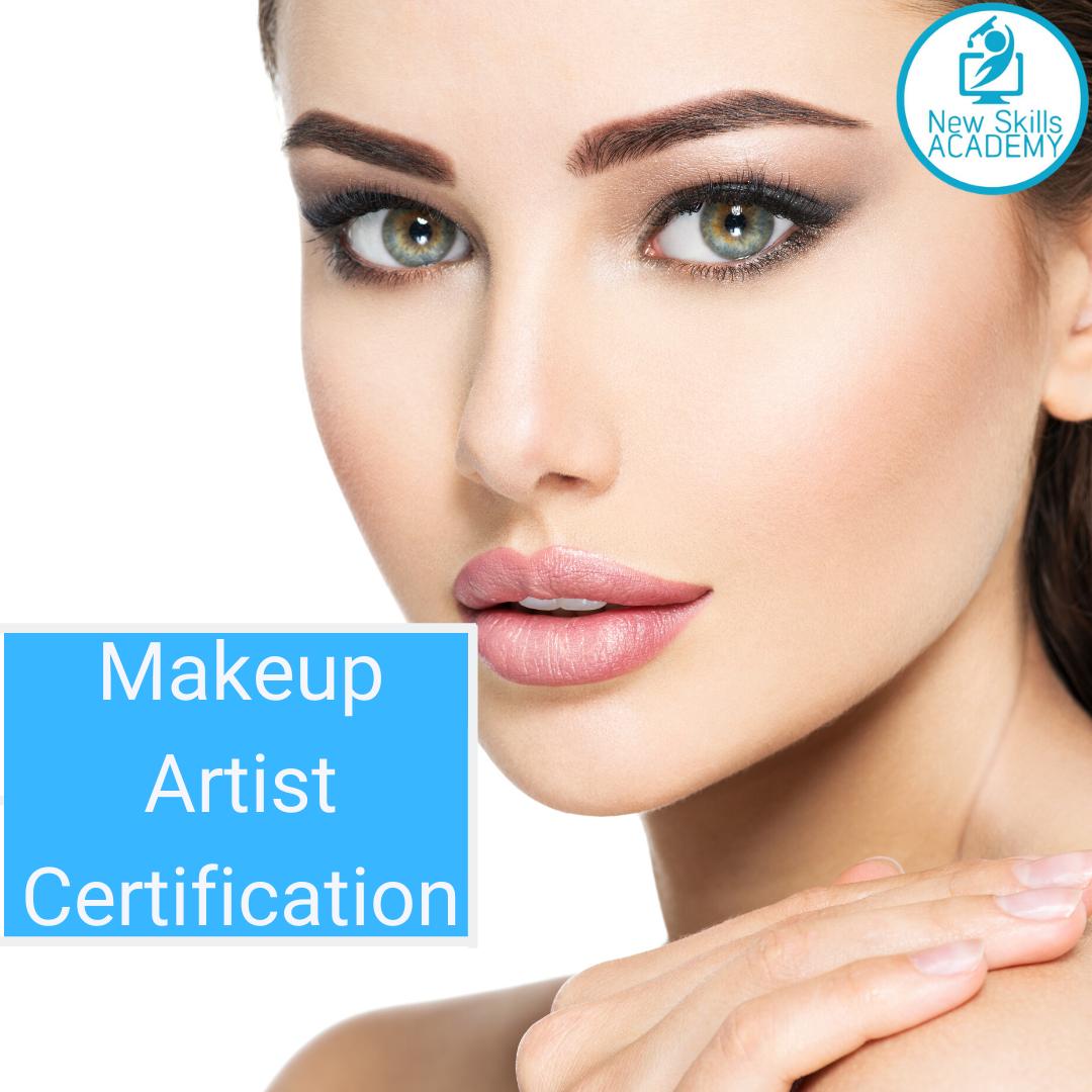 Makeup Artist Certification Only 25 Usd In 2020 Makeup Artist Certification Makeup Artist Makeup