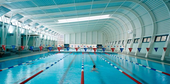 High performance university of stirling 50m swimming pool at the educational institute of for Hotels in perth scotland with swimming pool
