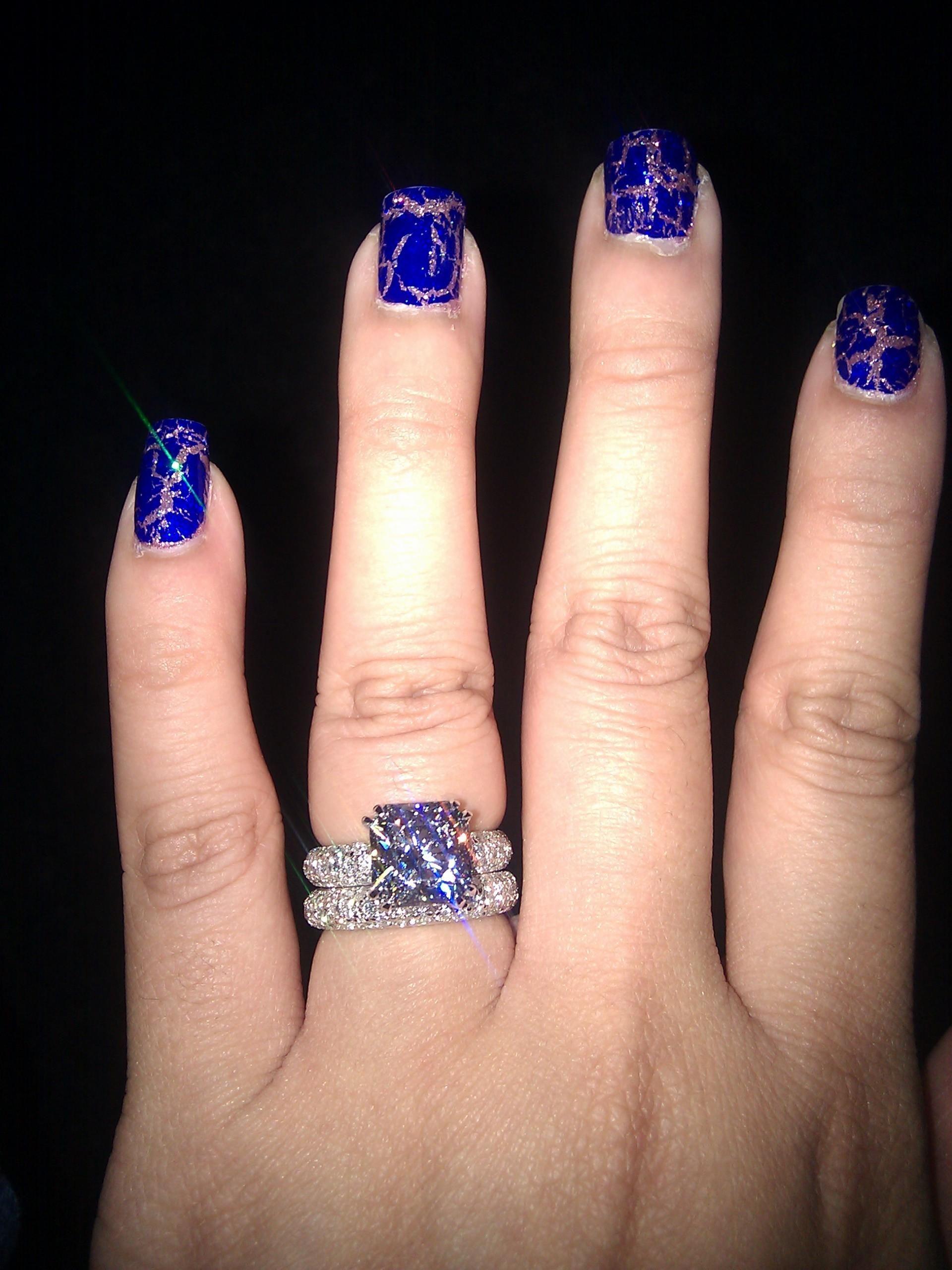 Khloe Kardashian Engagement Ring Replica 28 Kardashian