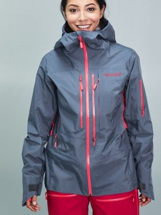 2f3bcd89 Norrona Women's Lofoten Gore-Tex Pro Jacket Vintage Indigo XS in ...
