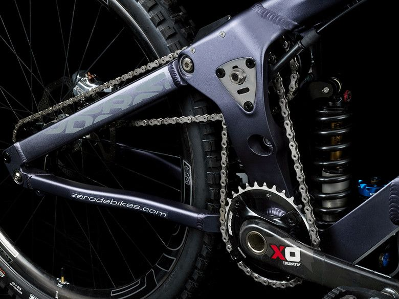Eight Updates To The Zerode Dh Frame For 2013 Downhill Bike