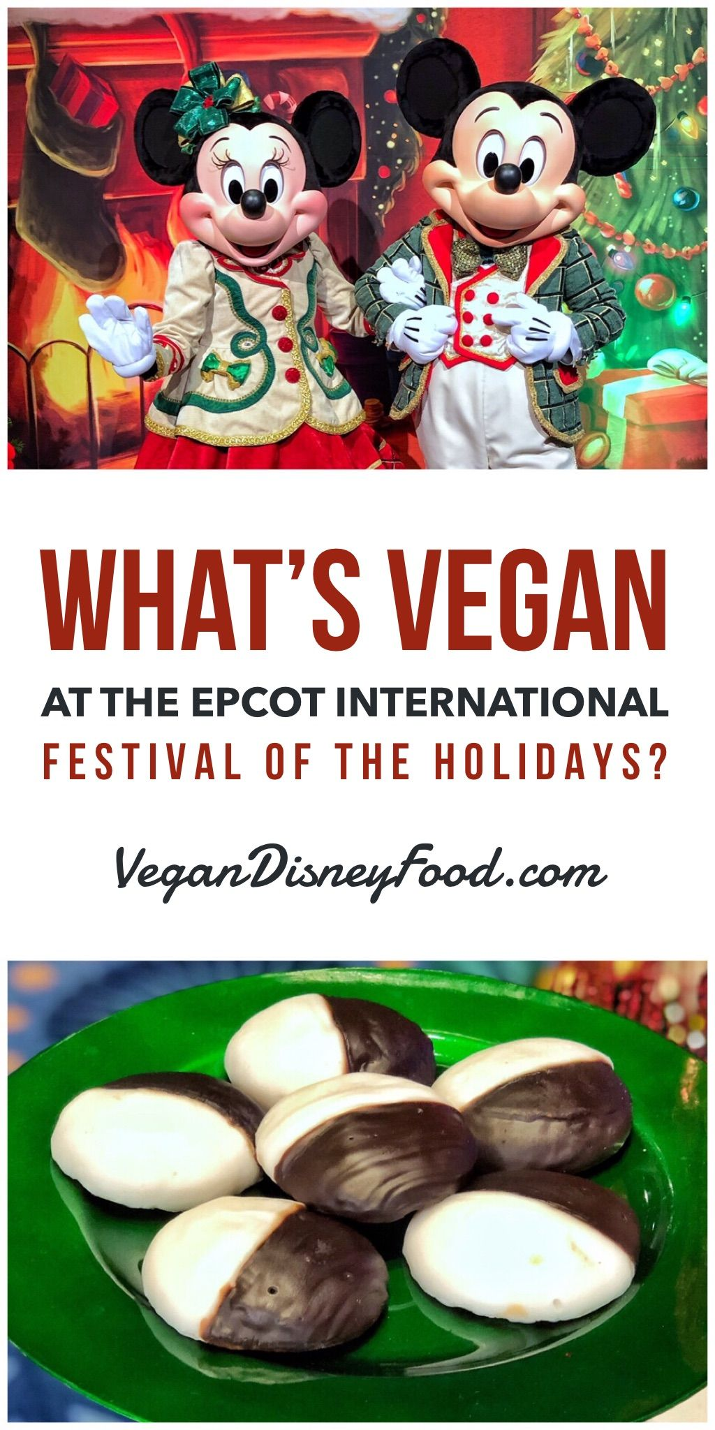 What's Vegan at the Epcot International Festival of the