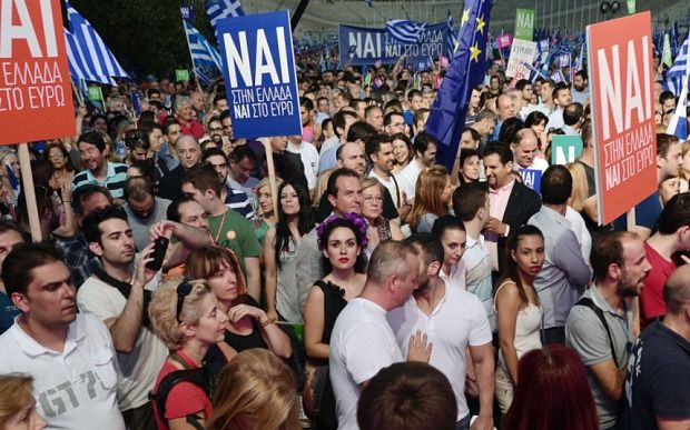 There will be no winners in this showdown between Left-wing fantasists and the   European project's true believers