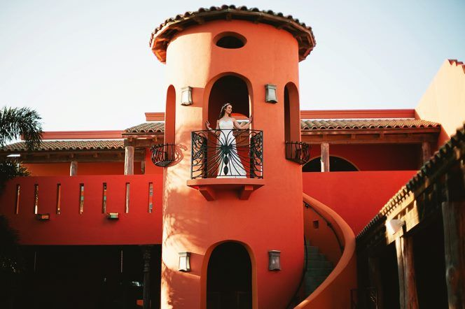 Casa Mariposa On South Padre Island Tx Beautiful Wedding Venue Offering A Unique Experience