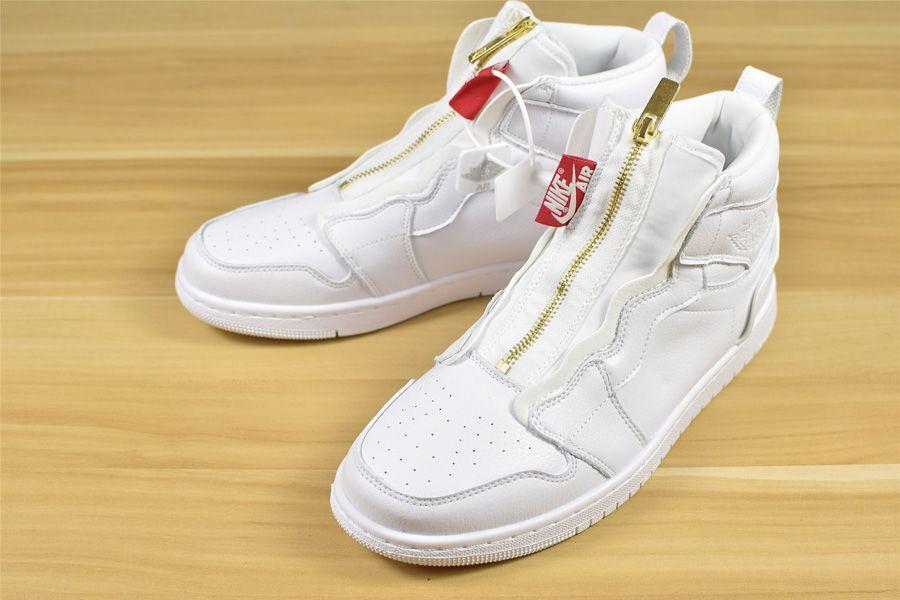 8dcec343cce Jordan Brand adds a stylish twist to the Air Jordan 1 silhouette to create  the Air Jordan 1 High Zip.